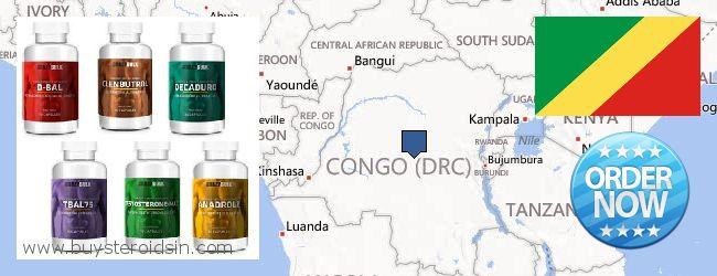Къде да закупим Steroids онлайн Congo