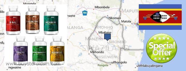 Къде да закупим Steroids онлайн Swaziland
