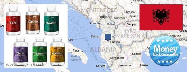 哪里购买 Steroids 在线 Albania