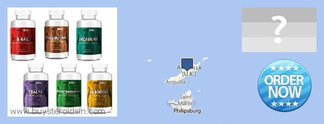 哪里购买 Steroids 在线 Anguilla