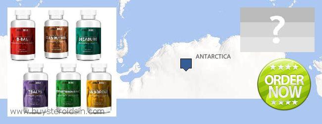哪里购买 Steroids 在线 Antarctica