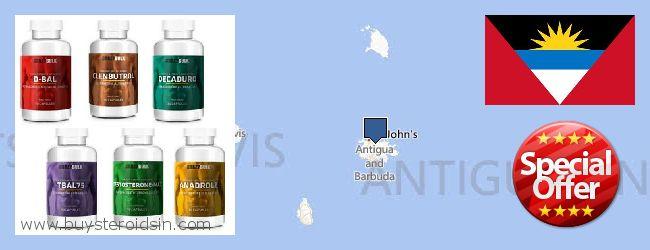哪里购买 Steroids 在线 Antigua And Barbuda
