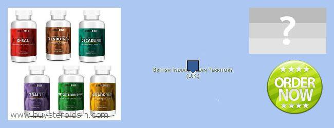 哪里购买 Steroids 在线 British Indian Ocean Territory
