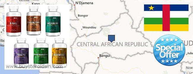 哪里购买 Steroids 在线 Central African Republic