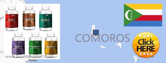 哪里购买 Steroids 在线 Comoros