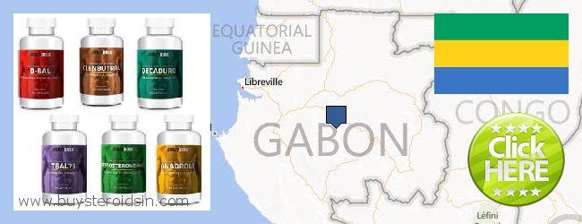 哪里购买 Steroids 在线 Gabon
