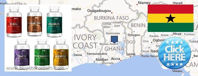 哪里购买 Steroids 在线 Ghana