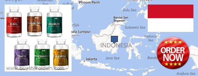 哪里购买 Steroids 在线 Indonesia