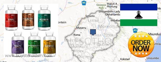 哪里购买 Steroids 在线 Lesotho