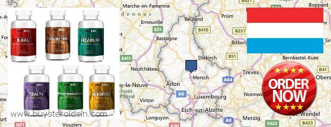 哪里购买 Steroids 在线 Luxembourg