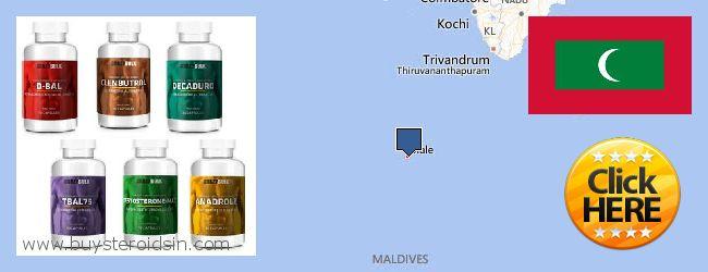 哪里购买 Steroids 在线 Maldives