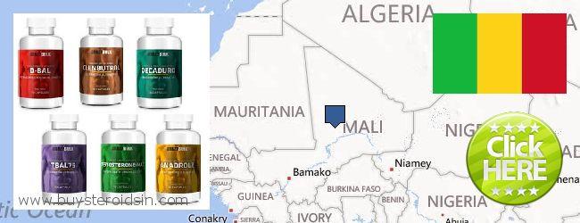 哪里购买 Steroids 在线 Mali