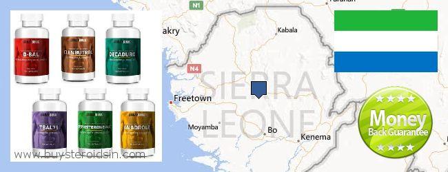 哪里购买 Steroids 在线 Sierra Leone