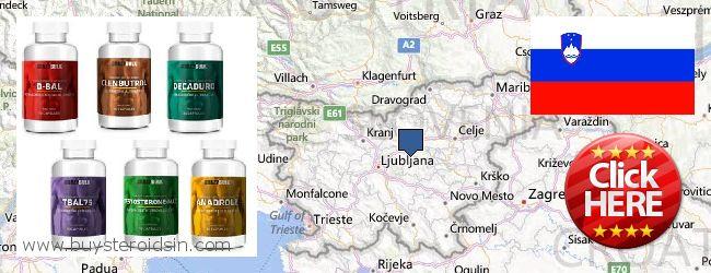 哪里购买 Steroids 在线 Slovenia