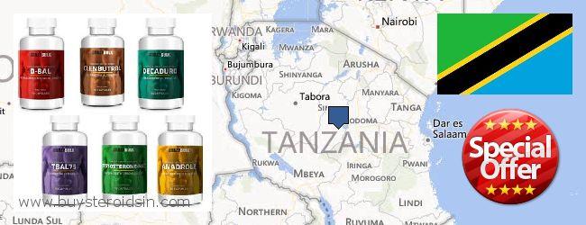 哪里购买 Steroids 在线 Tanzania