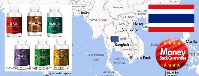 哪里购买 Steroids 在线 Thailand