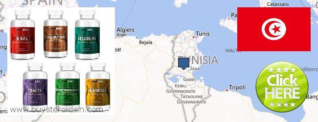 哪里购买 Steroids 在线 Tunisia