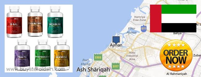 Where to Buy Steroids online 'Ajmān, United Arab Emirates