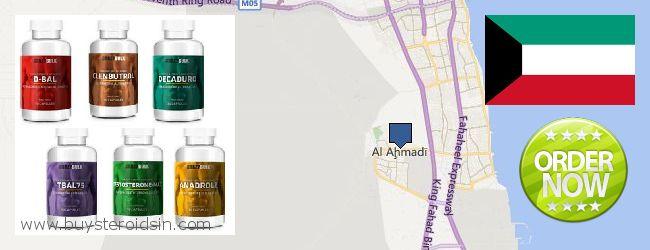 Where to Buy Steroids online Al Ahmadi, Kuwait