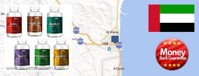 Where to Buy Steroids online Al-Fujayrah [Fujairah], United Arab Emirates