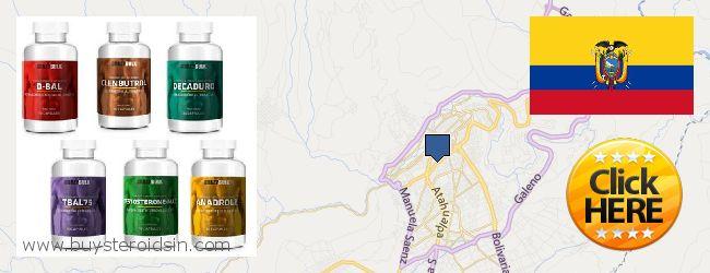 Where to Buy Steroids online Ambato, Ecuador