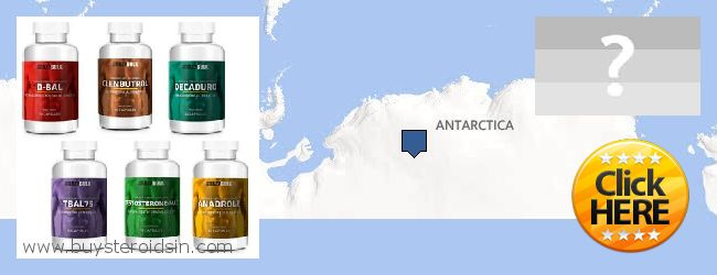 Where to Buy Steroids online Antarctica