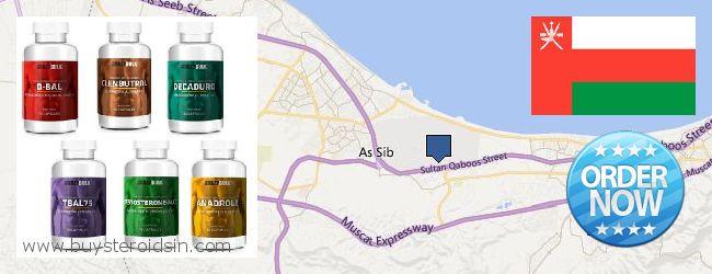 Where to Buy Steroids online As Sib al Jadidah, Oman