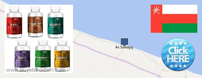 Where to Buy Steroids online As Suwayq, Oman