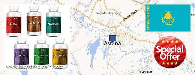Where to Buy Steroids online Astana, Kazakhstan