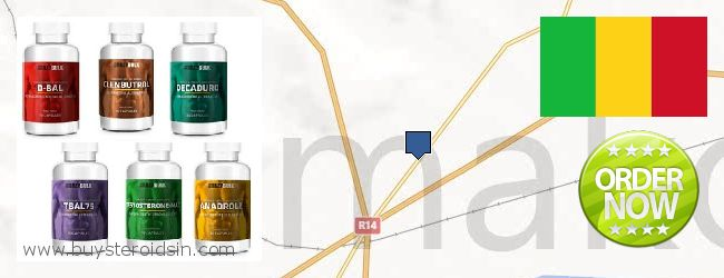 Where to Buy Steroids online Bamako, Mali