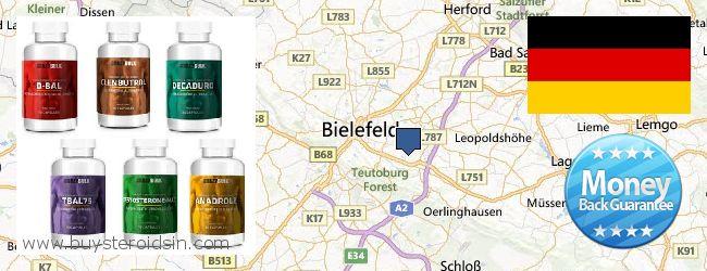 Where to Buy Steroids online Bielefeld, Germany