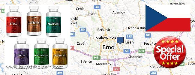 Where to Buy Steroids online Brno, Czech Republic