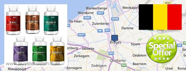 Where to Buy Steroids online Brugge, Belgium