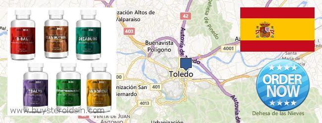Where to Buy Steroids online Castilla - La Mancha, Spain