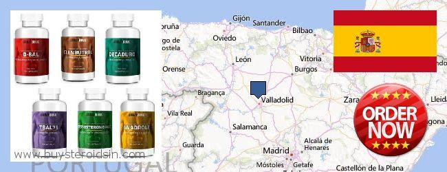 Where to Buy Steroids online Castilla y León, Spain