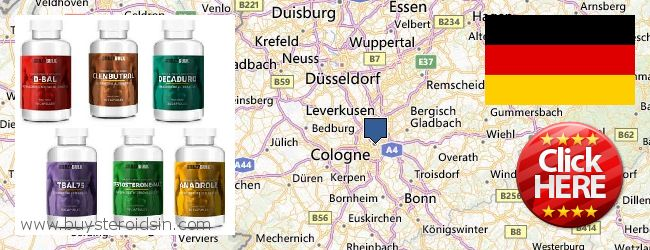 Where to Buy Steroids online Cologne, Germany