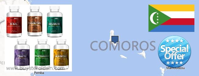 Where to Buy Steroids online Comoros