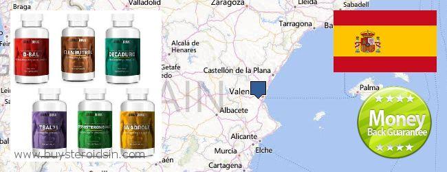 Where to Buy Steroids online Comunitat Valenciana, Spain