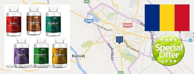 Where to Buy Steroids online Craiova, Romania