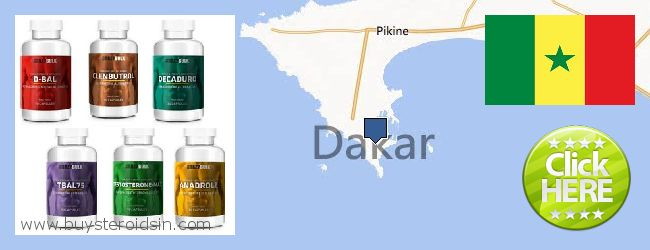 Where to Buy Steroids online Dakar, Senegal