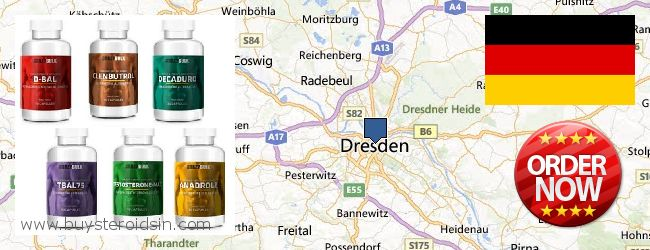 Where to Buy Steroids online Dresden, Germany