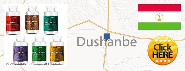 Where to Buy Steroids online Dushanbe, Tajikistan