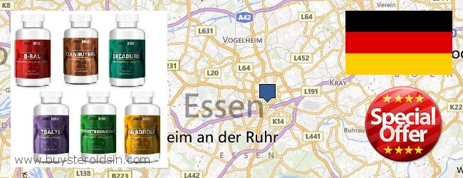 Where to Buy Steroids online Essen, Germany