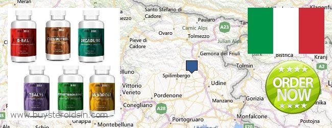 Where to Buy Steroids online Friuli-Venezia Giulia, Italy