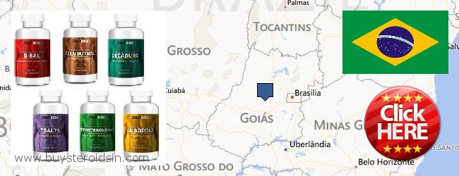 Where to Buy Steroids online Goiás, Brazil