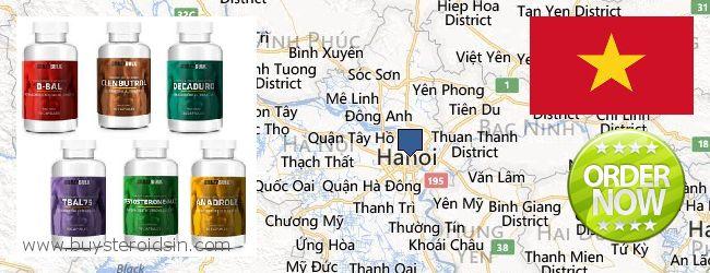 Where to Buy Steroids online Hanoi, Vietnam