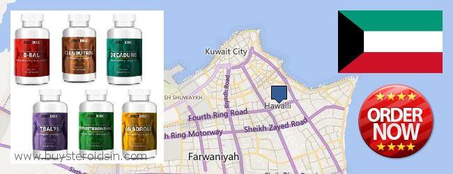 Where to Buy Steroids online Hawalli, Kuwait