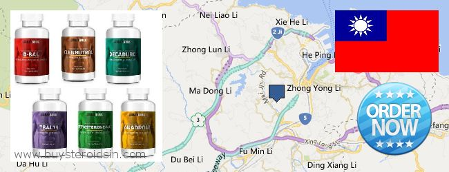 Where to Buy Steroids online Keelung, Taiwan