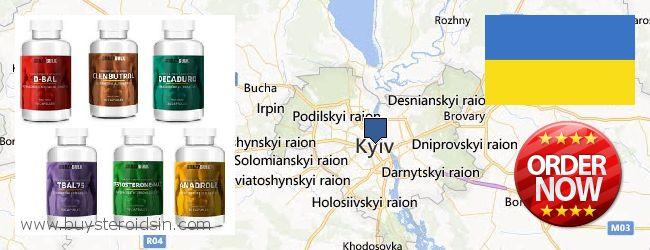 Where to Buy Steroids online Kiev, Ukraine