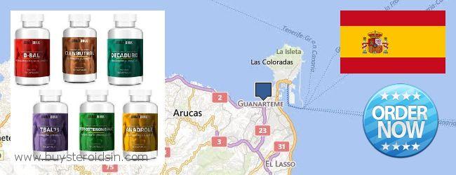 Where to Buy Steroids online Las Palmas de Gran Canaria, Spain